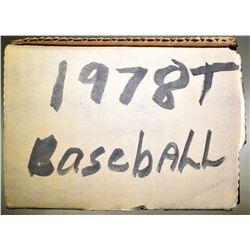 1878 TOPPS BASEBALL COMPLETE SET MINT