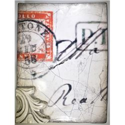 SID DICKENS T-437 MEMORY BLOCK A FORGOTTEN LETTER