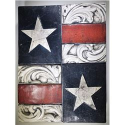 SID DICKENS SP-08 STAR SPANGLED BANNER BLOCK