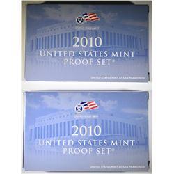 2-2010 U.S. PROOF SETS