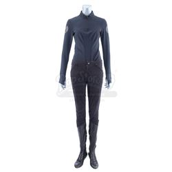 Lot #25 - Marvel's Agents of S.H.I.E.L.D. - Melinda May's S.H.I.E.L.D. Costume