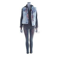 Lot #38 - Marvel's Agents of S.H.I.E.L.D. - Daisy Johnson's Bloodied Quinn Costume