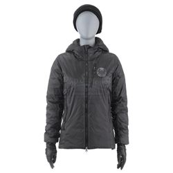 Lot #40 - Marvel's Agents of S.H.I.E.L.D. - Melinda May's S.H.I.E.L.D. Parka Jacket with Gloves and