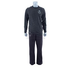 Lot #48 - Marvel's Agents of S.H.I.E.L.D. - Mike Peterson's S.H.I.E.L.D. Workout Costume
