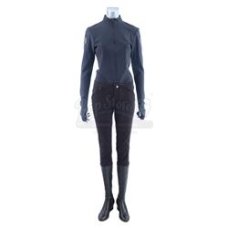 Lot #66 - Marvel's Agents of S.H.I.E.L.D. - Melinda May's Partial S.H.I.E.L.D. Driving Costume