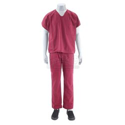 Lot #69 - Marvel's Agents of S.H.I.E.L.D. - Young Grant Ward's Prison Costume