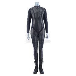 Lot #74 - Marvel's Agents of S.H.I.E.L.D. - Melinda May's Stunt Battle-Damaged Train Mission Costume