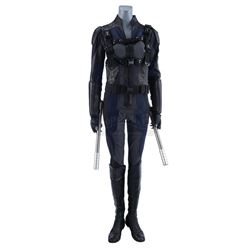 Lot #88 - Marvel's Agents of S.H.I.E.L.D. - Bobbi 'Mockingbird' Morse's Costume with Batons