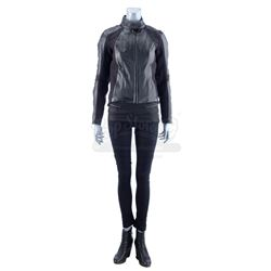 Lot #89 - Marvel's Agents of S.H.I.E.L.D. - Melinda May's Sanctuary Assault Costume
