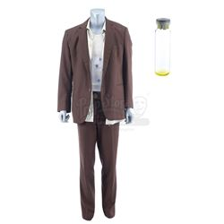 Lot #102 - Marvel's Agents of S.H.I.E.L.D. - Calvin Johnson's Post-I.C.E.R. 'Hyde' Costume with Empt