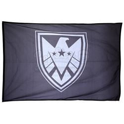 Lot #106 - Marvel's Agents of S.H.I.E.L.D. - Robert Gonzales' New S.H.I.E.L.D. Flag