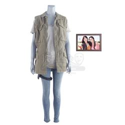Lot #113 - Marvel's Agents of S.H.I.E.L.D. - Isabelle 'Izzy' Hartley's Mission Costume with Photo