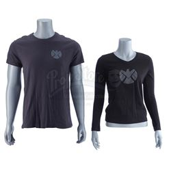 Lot #138 - Marvel's Agents of S.H.I.E.L.D. - Phil Coulson and Melinda May's S.H.I.E.L.D Workout Shir