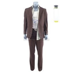 Lot #144 - Marvel's Agents of S.H.I.E.L.D. - Calvin Johnson's Post-I.C.E.R. 'Hyde' Costume with Empt