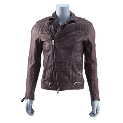 Lot #146 - Marvel's Agents of S.H.I.E.L.D. - Hunter's Leather Jacket