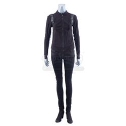 Lot #153 - Marvel's Agents of S.H.I.E.L.D. - Melinda May's Apology From Phil Coulson Costume