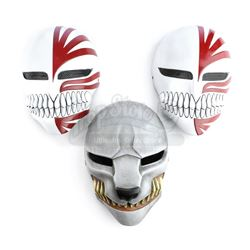 Lot #165 - Marvel's Agents of S.H.I.E.L.D. - Gray Watchdog Mask with Two Spare Masks