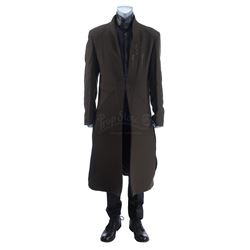 Lot #169 - Marvel's Agents of S.H.I.E.L.D. - Hive's Bloodied Costume with Stab Wounds