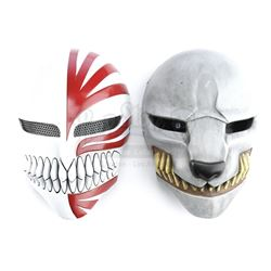 Lot #184 - Marvel's Agents of S.H.I.E.L.D. - Gray Watchdog Mask with Spare Mask