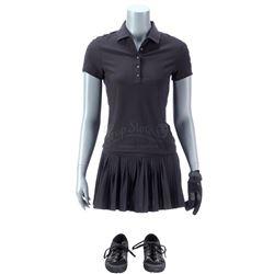 Lot #190 - Marvel's Agents of S.H.I.E.L.D. - Melinda May's Golfing Costume