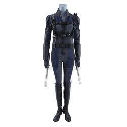 Lot #191 - Marvel's Agents of S.H.I.E.L.D. - Bobbi 'Mockingbird' Morse's Stunt Costume with Batons