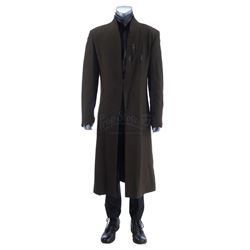 Lot #199 - Marvel's Agents of S.H.I.E.L.D. - Hive's Bloodied Costume with Stab Wounds