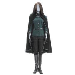 Lot #224 - Marvel's Agents of S.H.I.E.L.D. - AIDA's 'Madame Hydra' Full Cloak Costume with Wig