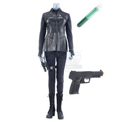 Lot #226 - Marvel's Agents of S.H.I.E.L.D. - Melinda May's Hydra Costume with Serum Vial