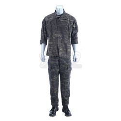Lot #227 - Marvel's Agents of S.H.I.E.L.D. - Phil Coulson's Hydra Infiltration Costume