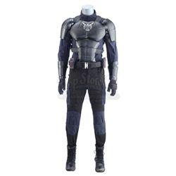 Lot #229 - Marvel's Agents of S.H.I.E.L.D. - Jeffrey Mace's 'The Patriot' Stunt Costume