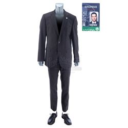 Lot #251 - Marvel's Agents of S.H.I.E.L.D. - Grant Ward's Framework Suit and Hydra ID