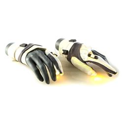 Lot #265 - Marvel's Agents of S.H.I.E.L.D. - AIDA's Light-Up Gloves with Electronics Kit
