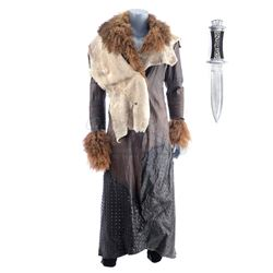 Lot #297 - Marvel's Agents of S.H.I.E.L.D. - Lady Karaba's Costume with Knife