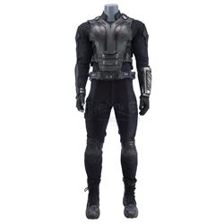 Lot #309 - Marvel's Agents of S.H.I.E.L.D. - Mike 'Deathlok' Peterson's Light-Up Season 5 Costume