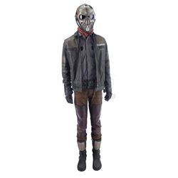 Lot #317 - Marvel's Agents of S.H.I.E.L.D. - Leo Fitz's Marauder Costume with Mask