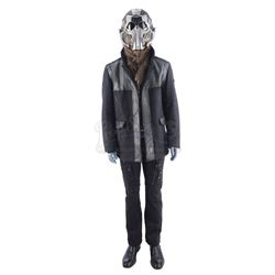 Lot #318 - Marvel's Agents of S.H.I.E.L.D. - Enoch's Marauder Costume with Mask