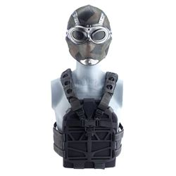 Lot #335 - Marvel's Agents of S.H.I.E.L.D. - Hydra Sleeper Mech Helmet and Body Armor