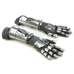 Lot #343 - Marvel's Agents of S.H.I.E.L.D. - Elena 'Yo-Yo' Rodriguez's Robotic Arms