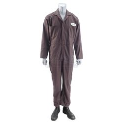Lot #350 - Marvel's Agents of S.H.I.E.L.D. - Hunter's 'Rusty Peltzer' Jumpsuit
