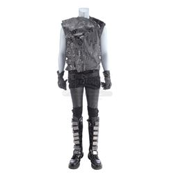 Lot #355 - Marvel's Agents of S.H.I.E.L.D. - Maston-Dar's Bloodied Death Costume