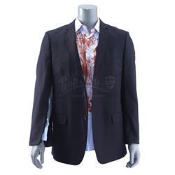 Lot #358 - Marvel's Agents of S.H.I.E.L.D. - Phil Coulson's Bloodied Loki Injury Costume Components