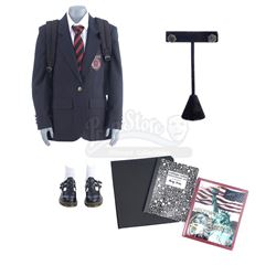 Lot #360 - Marvel's Agents of S.H.I.E.L.D. - Ruby Hale's Hydra Preparatory Academy Uniform Component