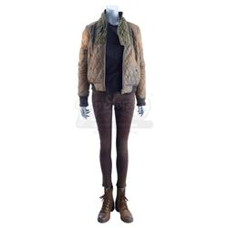 Lot #371 - Marvel's Agents of S.H.I.E.L.D. - Jemma Simmons' Return to Earth Costume