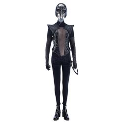 Lot #396 - Marvel's Agents of S.H.I.E.L.D. - Ruby Hale's Partial Stunt Super Costume with Mask and C
