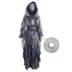 Lot #405 - Marvel's Agents of S.H.I.E.L.D. - Creation Spectre Shrike's Costume with Di'Allas Space M