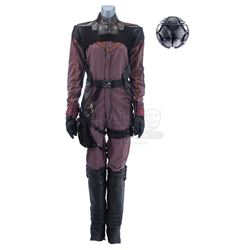 Lot #416 - Marvel's Agents of S.H.I.E.L.D. - Izel's Kitson Costume with Gravitonium Ball