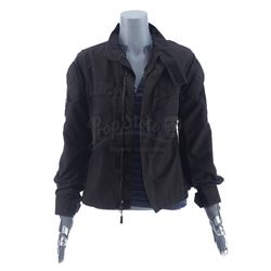 Lot #418 - Marvel's Agents of S.H.I.E.L.D. - Elena 'Yo-Yo' Rodriguez's Shrike Battle Jacket and Shir