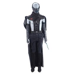 Lot #442 - Marvel's Agents of S.H.I.E.L.D. - Remorath Warrior Costume with Bone Claw Knife