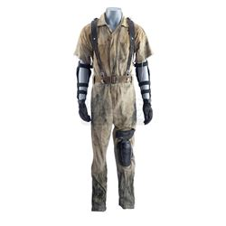 Lot #443 - Marvel's Agents of S.H.I.E.L.D. - Leo Fitz's Partial Space Engineer Costume
