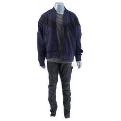Lot #451 - Marvel's Agents of S.H.I.E.L.D. - Pax's Civilian Costume